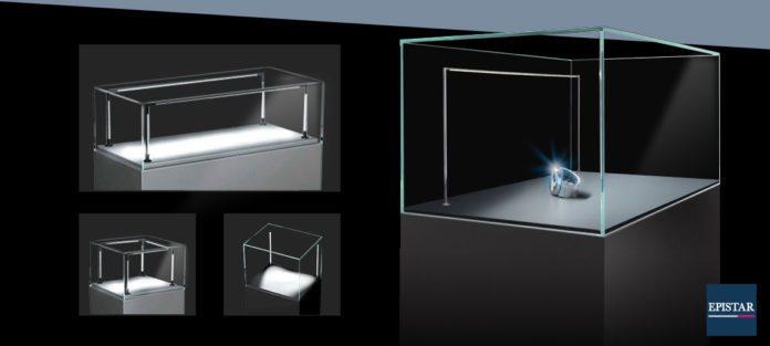 vitralux iluminacion de vitrinas
