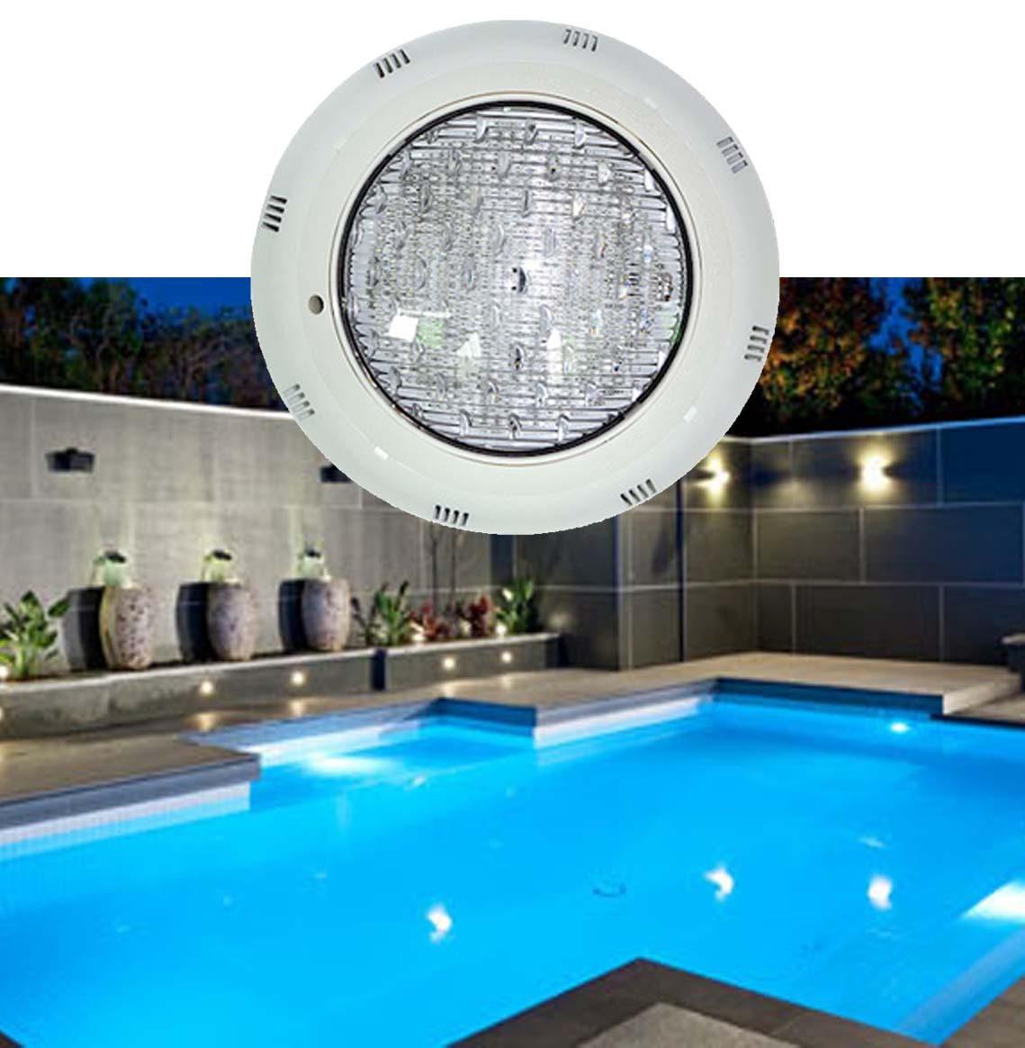 Focos led sumergibles para piscinas