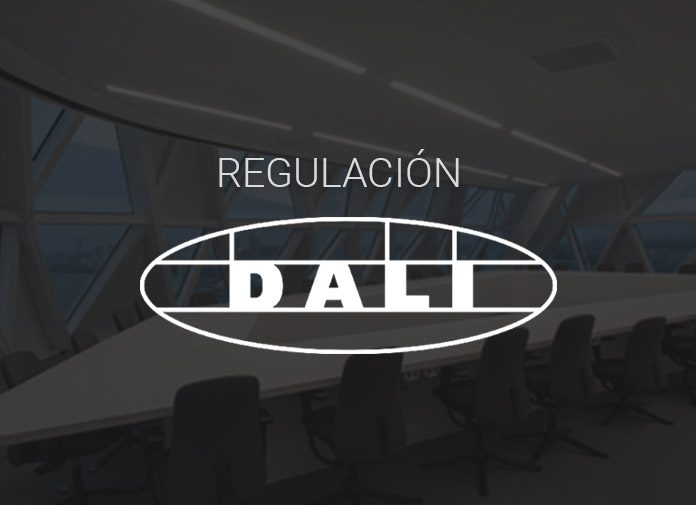 regulación DALI