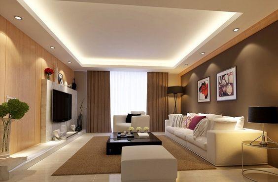 iluminacion indirecta salon comedor | Ledbox News