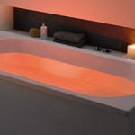 Iluminación led para bañeras