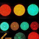 Semáforos iluminación led