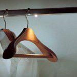 Iluminación led interior de armarios