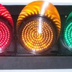 iluminacion led semáforos
