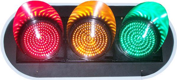 Iluminación semáforos led